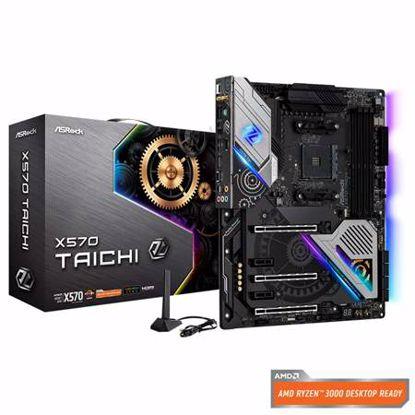 Fotografija izdelka ASROCK X570 Taichi AM4 ATX DDR4 WiFi RGB matična plošča