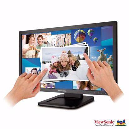 """Fotografija izdelka VIEWSONIC TD2220-2 54,61cm (21,5"""") na dotik TFT LED monitor"""