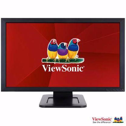 """Fotografija izdelka  VIEWSONIC TD2421 59,94cm (23,6"""") VA zvočniki na dotik LED LCD monitor"""