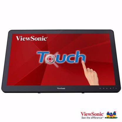 """Fotografija izdelka VIEWSONIC TD2430 59,94cm (23,6"""") VA zvočniki na dotik TFT LCD monitor"""