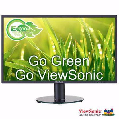 """Fotografija izdelka VIEWSONIC VA2419-sh 60,45cm (23,8"""") IPS TFT LCD monitor"""