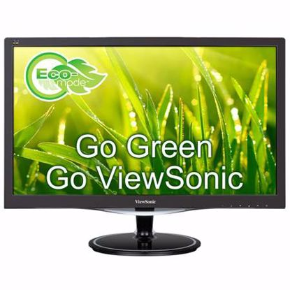 "Fotografija izdelka VIEWSONIC VX2757-MHD 27"" TN zvočniki 1ms FreeSync VGA/HDMI/DP LED LCD gaming monitor"
