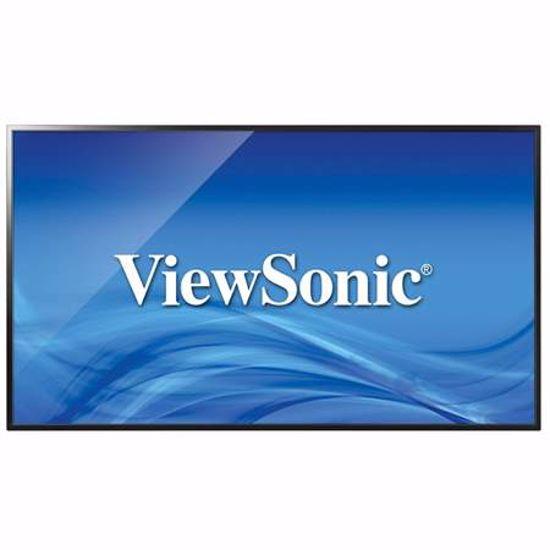 """Fotografija izdelka VIEWSONIC CDE4302 43"""" LED LCD VA informacijski zaslon"""