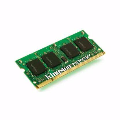 Fotografija izdelka KINGSTON SODIMM 8GB 1600MHz DDR3 (KVR16S11/8BK) bulk ram pomnilnik