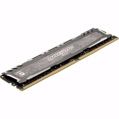 Fotografija izdelka CRUCIAL Ballistix Sport LT 16GB 3000 DDR4 UDIMM (BLS16G4D30BESB) gaming ram pomnilnik