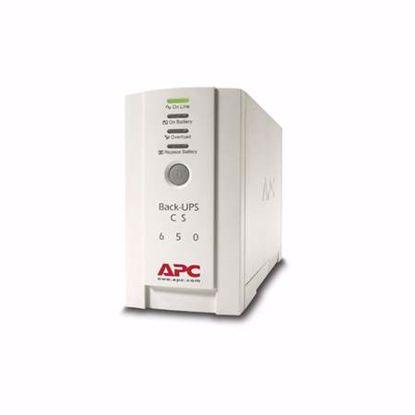 Fotografija izdelka APC Back CS BK650EI Offline Standby 650VA 400W UPS brezprekinitveno napajanje