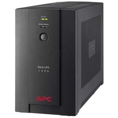 Fotografija izdelka APC BACK-UPS BX1400UI Offline Standby1400VA 700W UPS brezprekinitveno napajanje