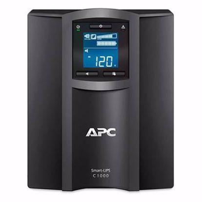 Fotografija izdelka APC SMART SMC1000IC USB 1000VA 600W UPS brezprekinitveno napajanje