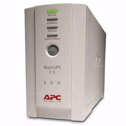 Fotografija izdelka APC Back BK500 offline 500VA 300W UPS brezprekinitveno napajanje