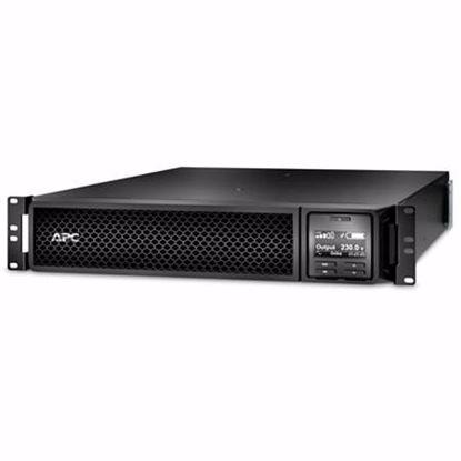 Fotografija izdelka APC Smart-UPS SRT3000RMXLW-IEC online 3000VA 2700W rack 2U UPS brezprekinitveno napajanje