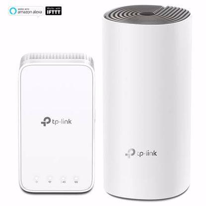 Fotografija izdelka TP-LINK AC1200 Deco E3 2-pack Mesh Wi-Fi sistem (usmerjevalnik & ojačevalec)