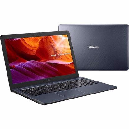 Fotografija izdelka Asus Laptop X543UA-DM1593-W10P i3-7020U/4GB/SSD 256GB/15,6''FHD/HD 620/W10PRO