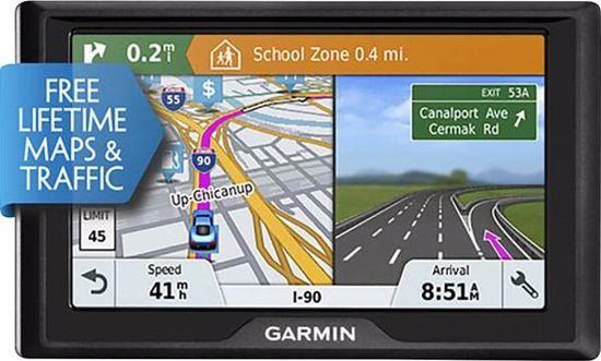 Fotografija izdelka Garmin Drive 51 Europe LMT-S