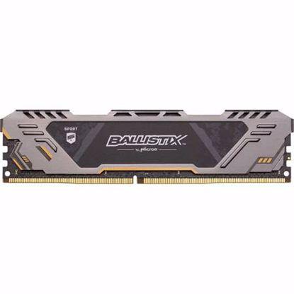 Fotografija izdelka CRUCIAL Ballistix Sport AT 8GB 3000 DDR4 (BLS8G4D30CESTK) gaming ram pomnilnik