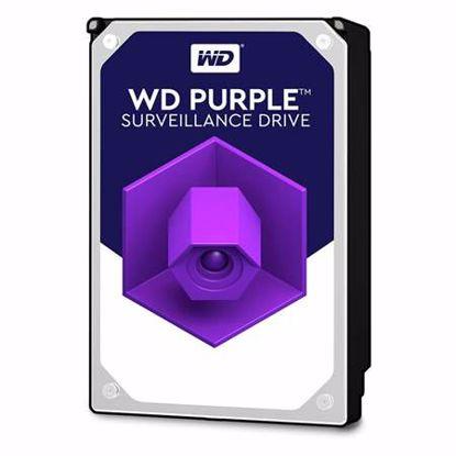 """Fotografija izdelka WD Purple 6TB 3,5"""" SATA3 64MB 5400rpm (WD60PURZ) trdi disk"""