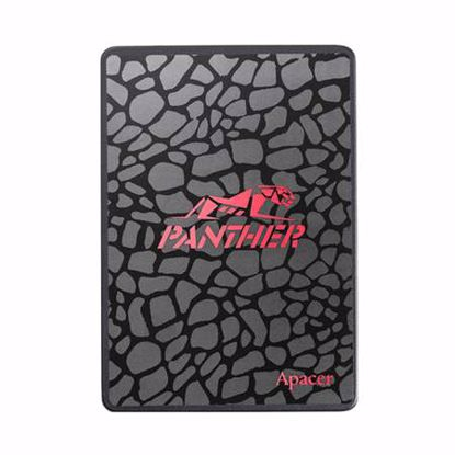 "Fotografija izdelka APACER AS350 Panther 120GB 2,5"" SATA3 TLC (AP120GAS350-1) SSD"