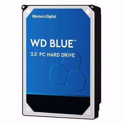 """Fotografija izdelka WD Blue 6TB 3,5"""" SATA3 64MB 5400rpm (WD60EZRZ) trdi disk"""