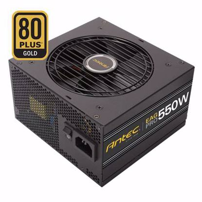 Fotografija izdelka ANTEC EarthWatts Gold Pro EA550G 550W 80Plus Gold modularni ATX napajalnik