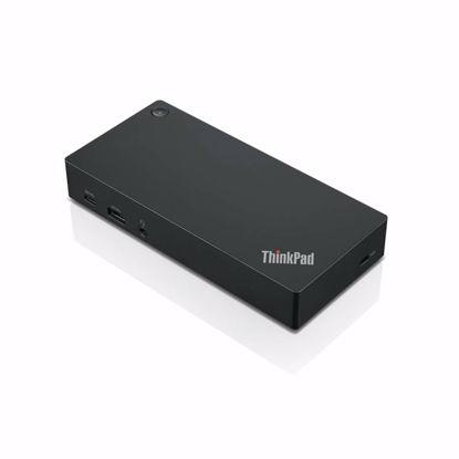 Fotografija izdelka Lenovo ThinkPad USB-C Dock Gen 2
