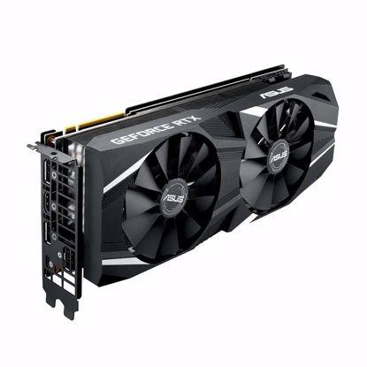 Fotografija izdelka ASUS Dual series GeForce RTX2080Ti OC 11GB GDDR6