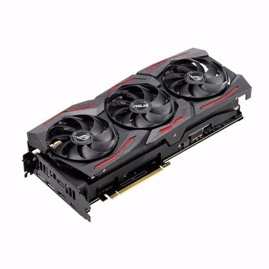 Fotografija izdelka ASUS ROG Strix GeForce RTX2080 SUPER OC 8GB GDDR6