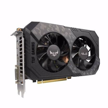 Fotografija izdelka ASUS TUF Gaming GeForce GTX1660 OC 6GB GDDR5