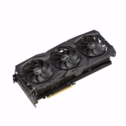 Fotografija izdelka ASUS ROG Strix GeForce GTX1660Ti OC 6GB GDDR6 AURA