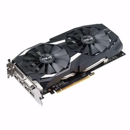 Fotografija izdelka ASUS Dual series Radeon RX 580 OC 8GB GDDR5