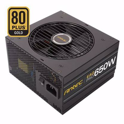 Fotografija izdelka ANTEC EarthWatts Gold Pro EA650G 650W 80Plus Gold modularni ATX napajalnik