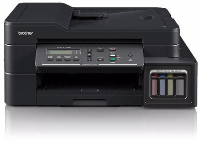 Fotografija izdelka Brother Tiskalnik DCP-T710W InkBenefit Plus +  dodatna črna flaška