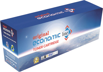 Fotografija izdelka E.LINE HP Toner CLJ 3500/3550/3700 - Črni