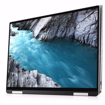 Fotografija izdelka Prenosnik DELL XPS 13 2v1 (7390) i7-1065G7/16GB/SSD 512GB/13.4''UHD+Touch/UMA/W10Pro srebrn