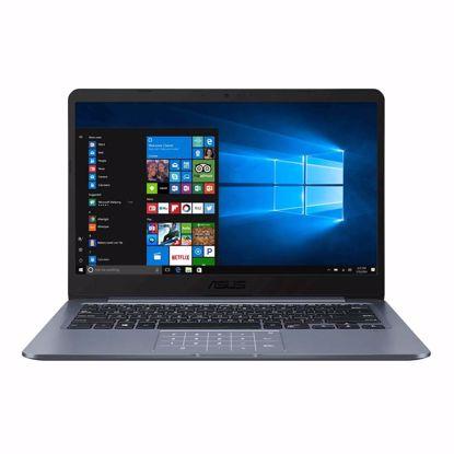 Fotografija izdelka ASUS E406SA-BV243TS Intel ATOM E8000/4GB/64GB eMMC/14,0''HD/UMA/W10 Home S +Office 365 Pers.1leto