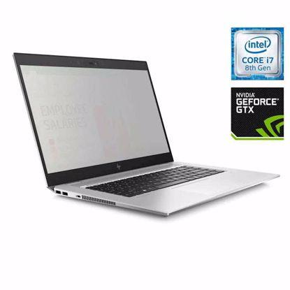 Fotografija izdelka Prenosnik HP EliteBook 1050 G1 i7-8750H/16GB/SSD 512GB/15,6''FHD IPS Privacy AL/GTX 1050 4GB/W10Pro