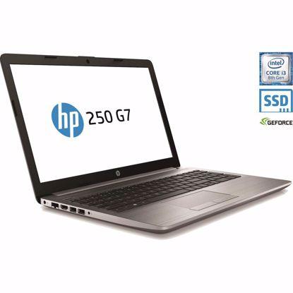 Fotografija izdelka Prenosnik HP 250 G7 i3-7020U/8GB/SSD 256GB/MX110 2GB/15,6''FHD/DOS