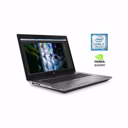 Fotografija izdelka HP ZBook 17 G6 i7-9850H/32GB/SSD 512GB/17,3''FHD IPS AL/RTX5000 16GB/W10Pro