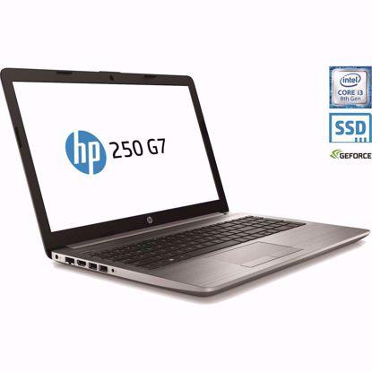 Fotografija izdelka Prenosnik HP 250 G7 i3-7020U/8GB/SSD 256GB/MX110 2GB/15,6''FHD/W10PRO