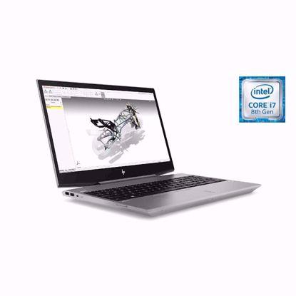 Fotografija izdelka Prenosnik HP ZBook 15v G5 i7-8750H/16GB/SSD 512GB/1TB/15,6''FHD IPS/P600 4GB/W10PRO