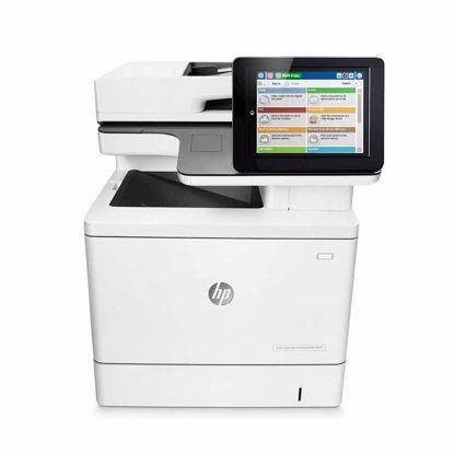 Fotografija izdelka Večfunkcijska barvna laserska naprava HP Color LaserJet Enterprise M577dn