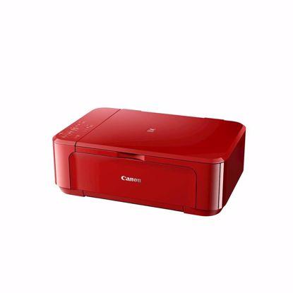 Fotografija izdelka Večfunkcijska brizgalna naprava CANON Pixma MG3650 rdeč