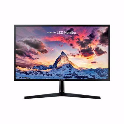 "Fotografija izdelka Monitor Samsung S24F356FHU, 23,5"", PLS, 16:9, 1920x1080, VGA, HDMI, VESA"