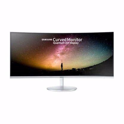 """Fotografija izdelka Monitor Samsung C34F791WQU, 34"""",VA,CURVED, 21:9, 3440x1440,2x HDMI, DP, ZVOČNIKI"""