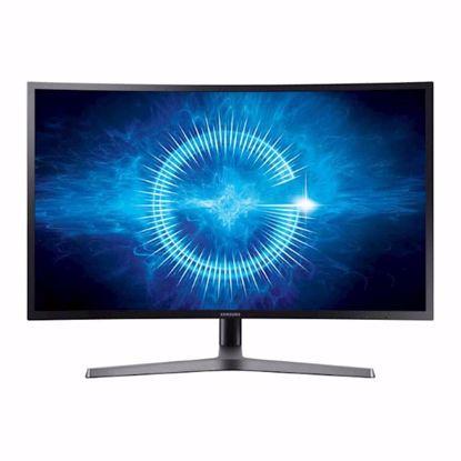 "Fotografija izdelka Monitor Samsung C32HG70, 31,5"", VA, CURVED, PRO GAMING, 16:9, 2560x1440, HDMI, DP"