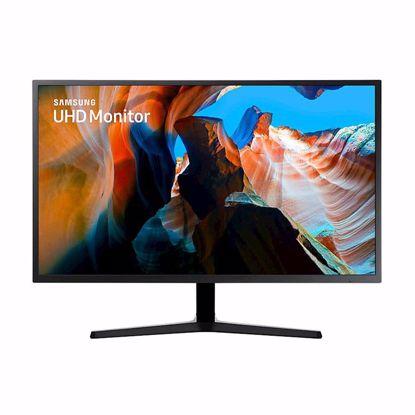 Fotografija izdelka Monitor Samsung U32J590, 32'', VA, 16:9, 3840x2160, 2x HDMI, DP