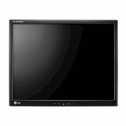 "Fotografija izdelka Monitor LG 19MB15T Touchscreen, 19"", IPS, 5:4, 1280x1024, VGA, VESA"