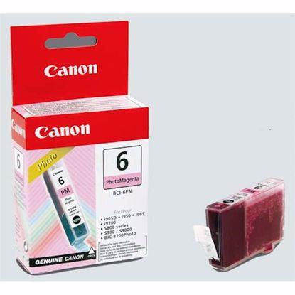 Fotografija izdelka ČRNILO CANON BCI-6 FOTO MAGENTA, 13ml ZA i990 / i9950 / PIXMA iP8500