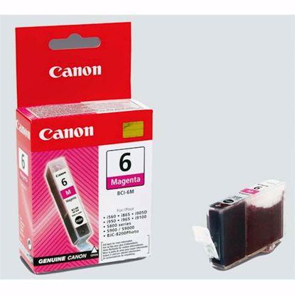 Fotografija izdelka ČRNILO CANON BCI-6 MAGENTA ZA 280 STRANI ZA S800 / S9000 / S820 / S900 / S830D / i9100 / i950