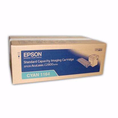 Fotografija izdelka TONER EPSON CYAN, ACULASER C2800, 3000 STRANI