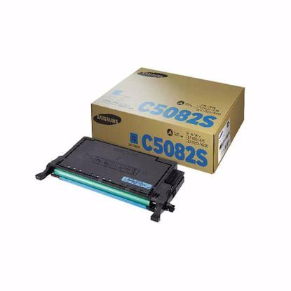 Fotografija izdelka TONER SAMSUNG CYAN CLT-C5082S ZA CLX-6220 ZA 2.000 STRANI