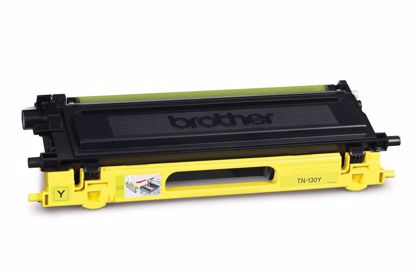 Fotografija izdelka Brother Toner TN130Y, yellow, 1.500 strani HL4040/50/70 DCP9040/2/5 MFC9440/50/9850